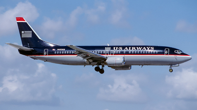 N423US - Boeing 737-401 - US Airways