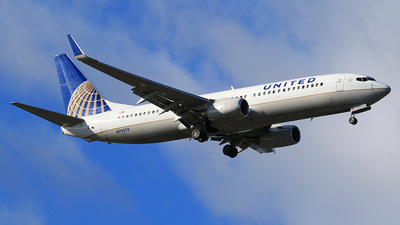 N79279 - Boeing 737-824 - United Airlines
