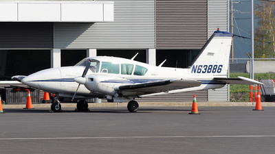 N63886 - Piper PA-23-250 Aztec F - Private