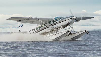 PS-CTX - Cessna 208 Caravan - Cleiton Taxi Aéreo