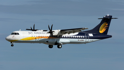 M-ABMH - ATR 72-212A(500) - Jet Airways