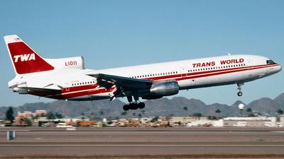 N11004 - Lockheed L-1011-1 Tristar - Trans World Airlines (TWA)
