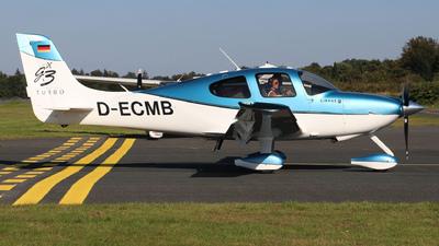 D-ECMB - Cirrus SR22-GTSx G3 - Private
