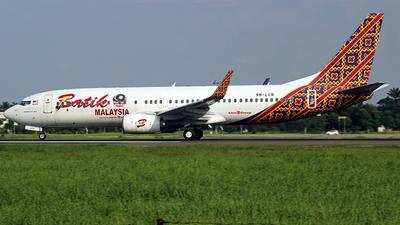 9M-LCR - Boeing 737-8GP - Malindo Air