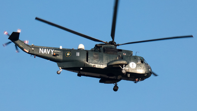 11 - Westland Sea King Mk.45 - Pakistan - Navy