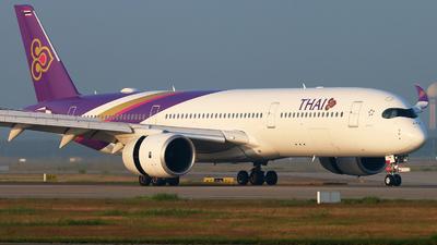 HS-THM - Airbus A350-941 - Thai Airways International