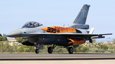 005 - Lockheed Martin F-16C Fighting Falcon - Greece - Air Force