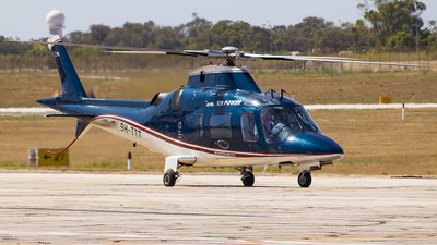 9H-TTT - Agusta A109E Power - Helicopter Services Malta