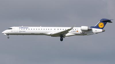 A picture of DACKC - Mitsubishi CRJ900LR - Lufthansa - © Chr.Schulenberg