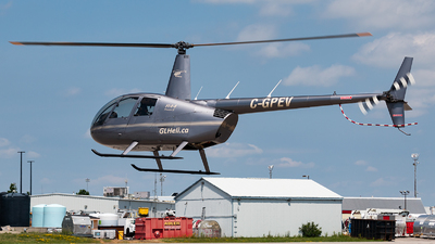 C-GPEV - Robinson R44 Raven II - Great Lakes Helicopter