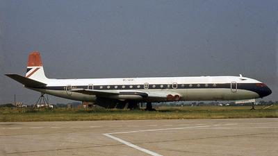G-APDT - De Havilland DH-106 Comet 4 - British Airways