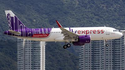 B-LCQ - Airbus A320-271N - Hong Kong Express