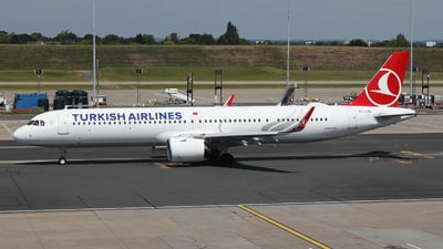 TC-LSG - Airbus A321-271NX - Turkish Airlines