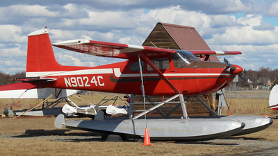 N9024C - Cessna 180 Skywagon - Private