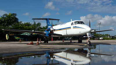 A picture of N338AF - Beech 1900C - Ameriflight - © Westley Bencon