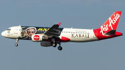 VT-APJ - Airbus A320-216 - AirAsia India