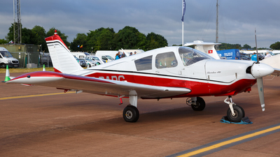 A picture of GBABG - Piper PA28180 - [282031] - © Dave Henderson