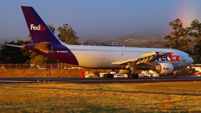N690FE - Airbus A300F4-605R - FedEx