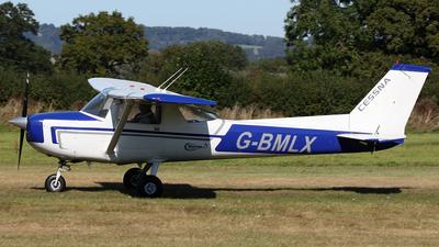 G-BMLX - Reims-Cessna F150L - Private