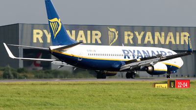 EI-DCO - Boeing 737-8AS - Ryanair