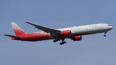EI-XLP - Boeing 777-312 - Rossiya Airlines