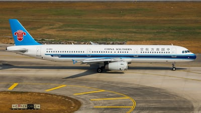 B-6913 - Airbus A321-231 - China Southern Airlines
