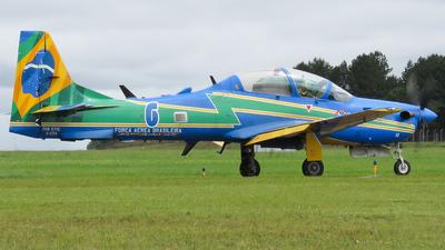 FAB5712 - Embraer A-29A Super Tucano - Brazil - Air Force