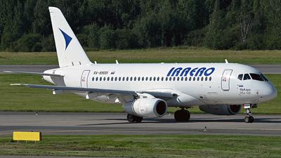 RA-89001 - Sukhoi Superjet 100-95B - IrAero