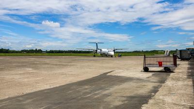 VGSY - Airport - Ramp
