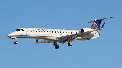 A picture of N14158 - Embraer ERJ145XR - United Airlines - © Guy Langlois