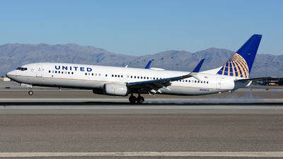 N62894 - Boeing 737-924ER - United Airlines