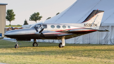 N5967M - Cessna 421B Golden Eagle - Private