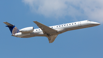 N13553 - Embraer ERJ-145LR - United Express (ExpressJet Airlines)