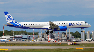 EW-563PO - Embraer 190-400STD - Belavia Belarusian Airlines