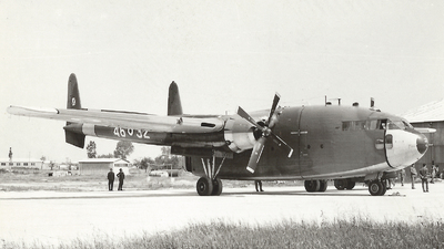 MM52-6042 - Fairchild C-119G Flying Boxcar - Italy - Air Force