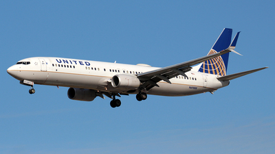 N69888 - Boeing 737-924ER - United Airlines