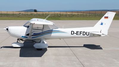 D-EFDU - Reims-Cessna F152 - Private