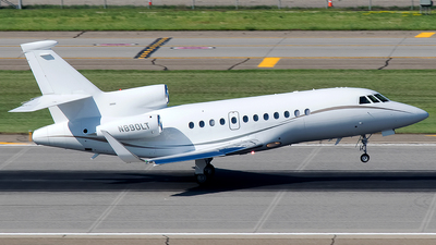 N890LT - Dassault Falcon 900EX - Private