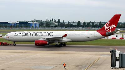 G-VRAY - Airbus A330-343 - Virgin Atlantic Airways