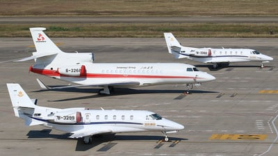 B-3268 - Dassault Falcon 7X - Sanpower Group