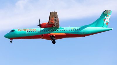 UR-RWE - ATR 72-212A(600) - Windrose Airlines