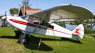 N4200H - Piper PA-14 Cruiser - Private