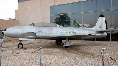 1510 - Lockheed T-33 Shooting Star - Saudi Arabia - Air Force