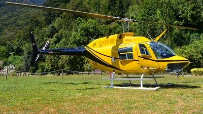CC-CCN - Bell 206B JetRanger II - Private