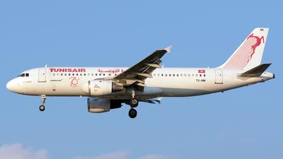 TS-IMM - Airbus A320-211 - Tunisair