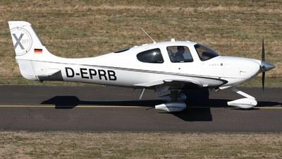 A picture of DEPRB - Cirrus SR22T - [0013] - © Marcel Hagemann