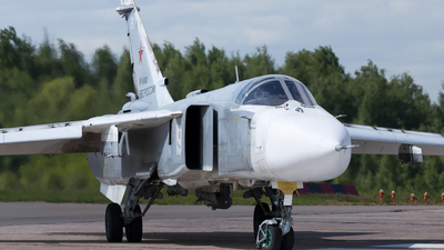 RF-90928 - Sukhoi Su-24M Fencer - Russia - Air Force