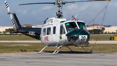 N120FC - Bell UH-1H Huey II - United States - US Forest Service (USFS)