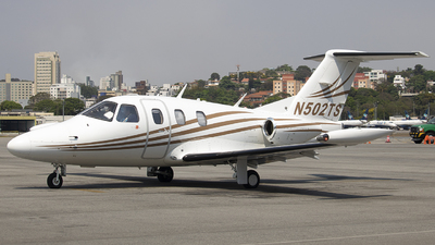 N502TS - Eclipse Aviation Eclipse 500 - Private
