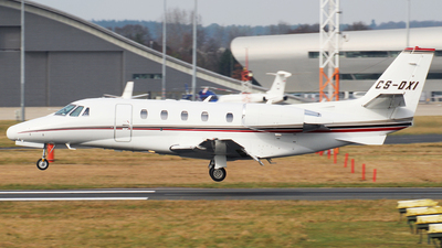 CS-DXI - Cessna 560XL Citation XLS - NetJets Europe